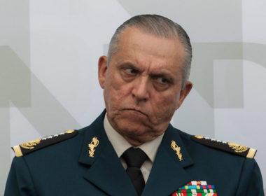 Salvador Cienguegos es exonerado por la FGR