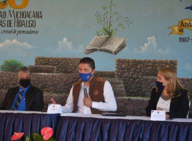UMSNH realiza gira por la región Bajío
