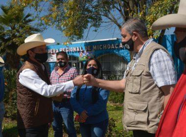 colaboración con la Unión Ganadera de Michoacán