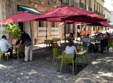 restaurantes cerrarían si hay otro confinamiento