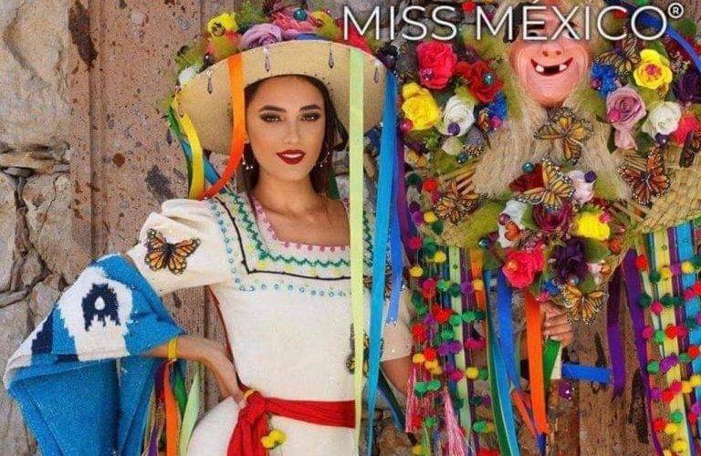 Le llueven críticas a Miss Michoacán 2020