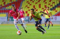 Atlético Morelia golea