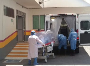 Incrementa hospitalaria Covid Michoacán