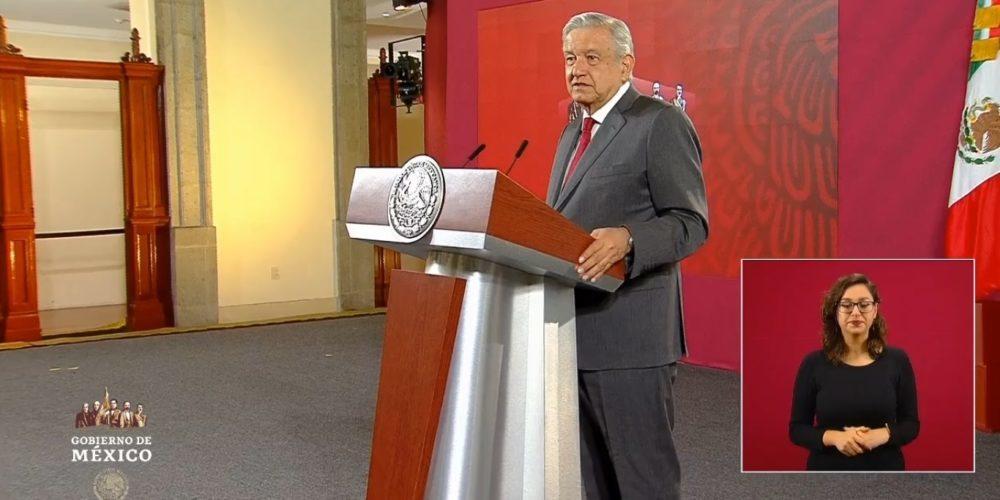 Eliminación de fuero presidencial un hecho histórico AMLO