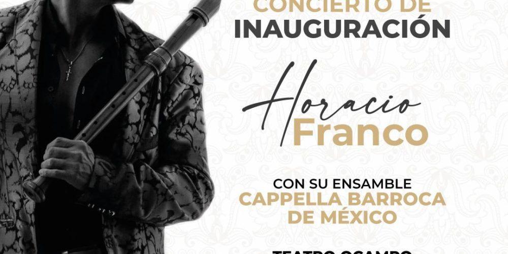 Franco y su Cappella Barroca de México
