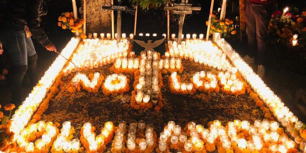 Michoacán vive Noche de Muertos entre Covid