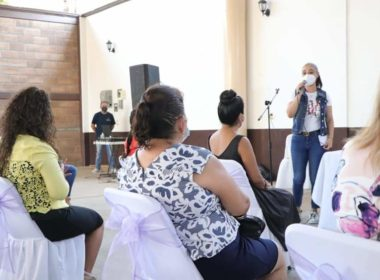 Miriam Tinoco compromiso con las mujeres
