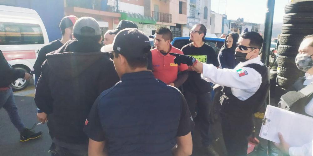 Policía de Morelia y SEMOVEP promueven
