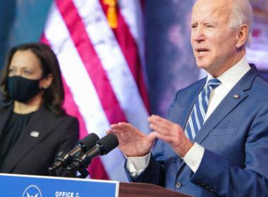 Presenta Biden a 6 integrantes de su gabinete