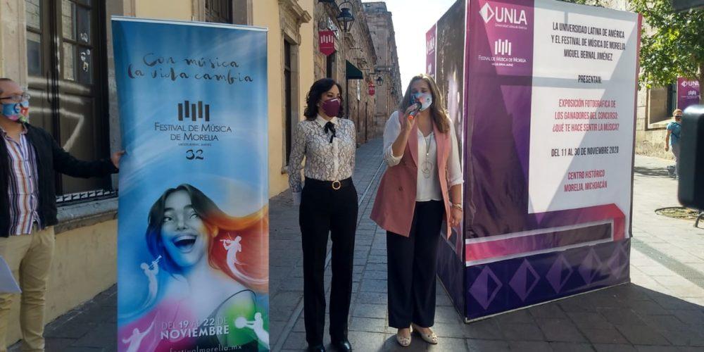 Qué te hace sentir la música Exponen Festival de Música y UNLA fotos