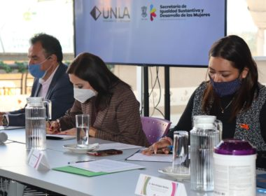 UNLA firman convenio de colaboración