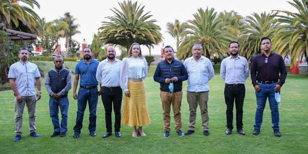 comités respaldan a Torres Piña 1