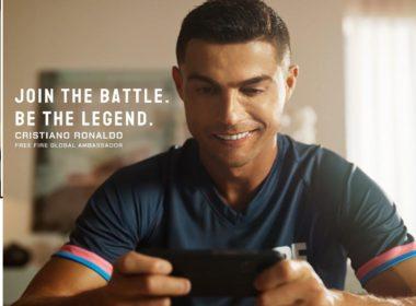 Cristiano Ronaldo entrará un battle royal