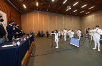 UMSNH protesta nuevos médicos