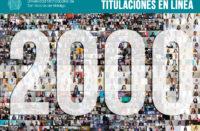 UMSNH registra 2 mil titulados en línea desde que se agudizó la pandemia