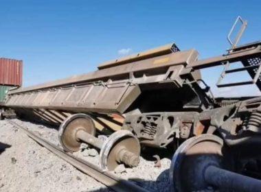 Se descarrila tren a kilómetros de La Piedad
