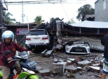 Aumentan víctimas mortales en Indonesia