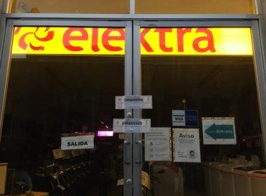 COEPRIS suspende tiendas Elektra y Coppel