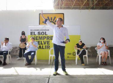 Nuestro proyecto defiende a Michoacán