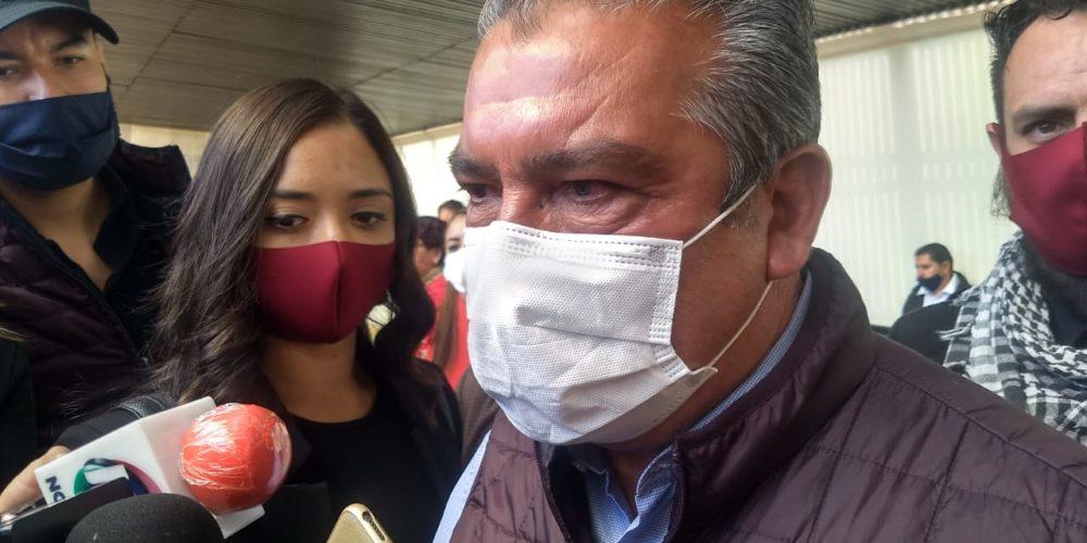Pediría Morón licencia el 15 de enero, para separarse de su cargo administrativo y enfocarse en su candidatura por el gobierno estatal