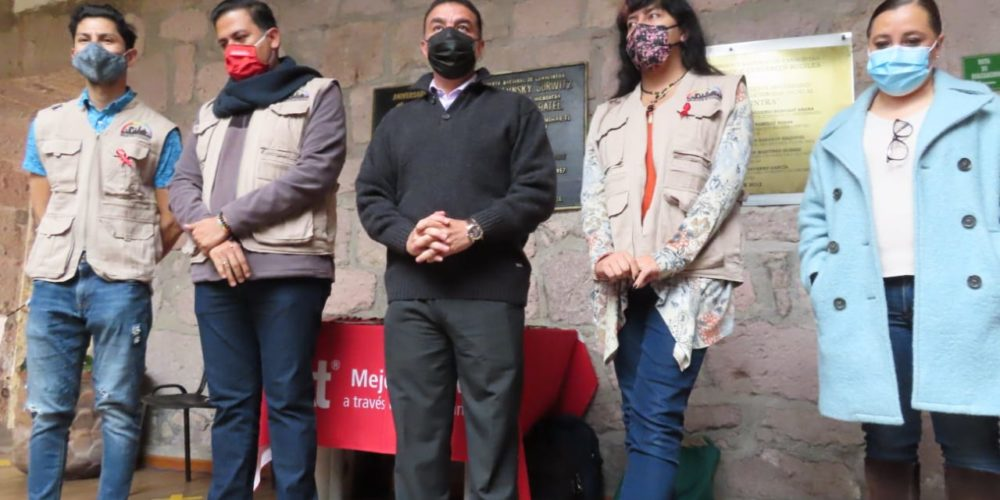 Suman 5 nuevos casos de VIH en Morelia