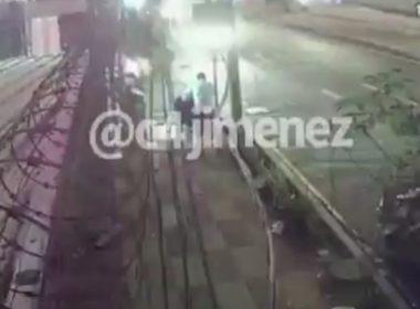 Video. Sicario en silla de ruedas