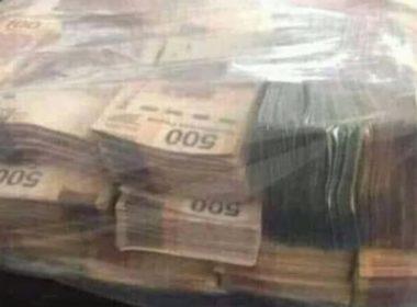 Denuncian entrega de billetes falsos en Uruapan