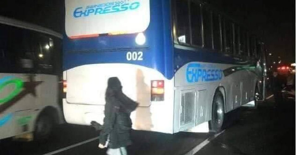 autobús expresso