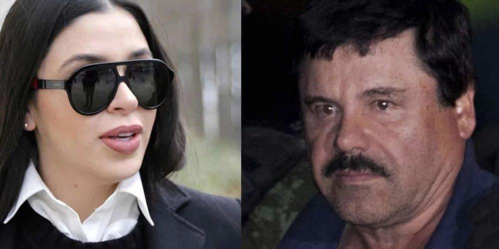 Emma Coronel y el Chapo