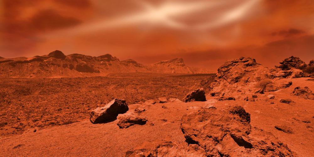 ¿Cómo sería vivir en Marte?