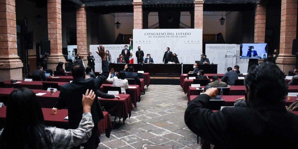 Diputados que pretendan reelegirse podrán no dejar el cargo