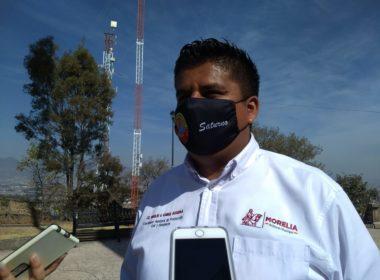En dos meses, 150 incendios registrados en Morelia
