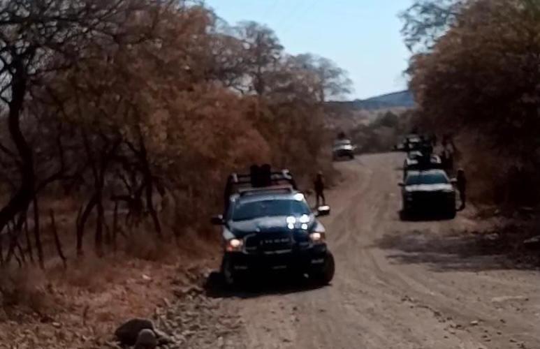 Mantienen operativo tras enfrentamientos en Michoacán