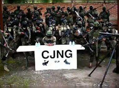 CJNG va por Cártel Los Correa