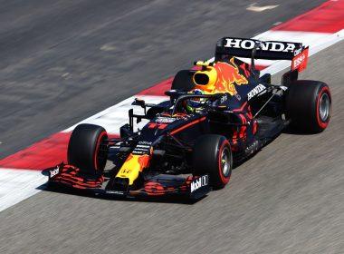 Checo Pérez consigue quinto lugar en GP Bahréin