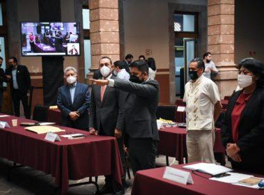 Diputados suplentes congreso de Michoacán