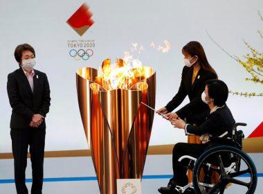 Inicia recorrido de la antorcha olímpica