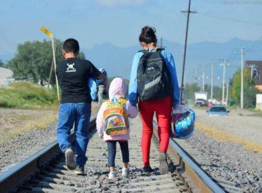 Niños cárteles ingresar migrantes