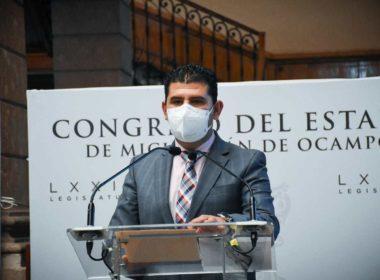 Octavio Ocampo informe de actividades