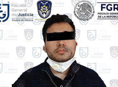 Por asesinato detienen a sobrino de Caro Quintero