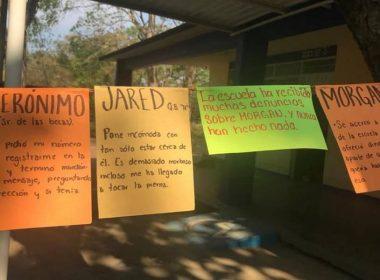 Secundaria Morelia denuncias acoso