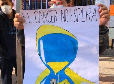 desabasto de medicamentos niños con cáncer