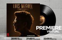 Anuncian premier virtual para nueva temporada de Luis Miguel