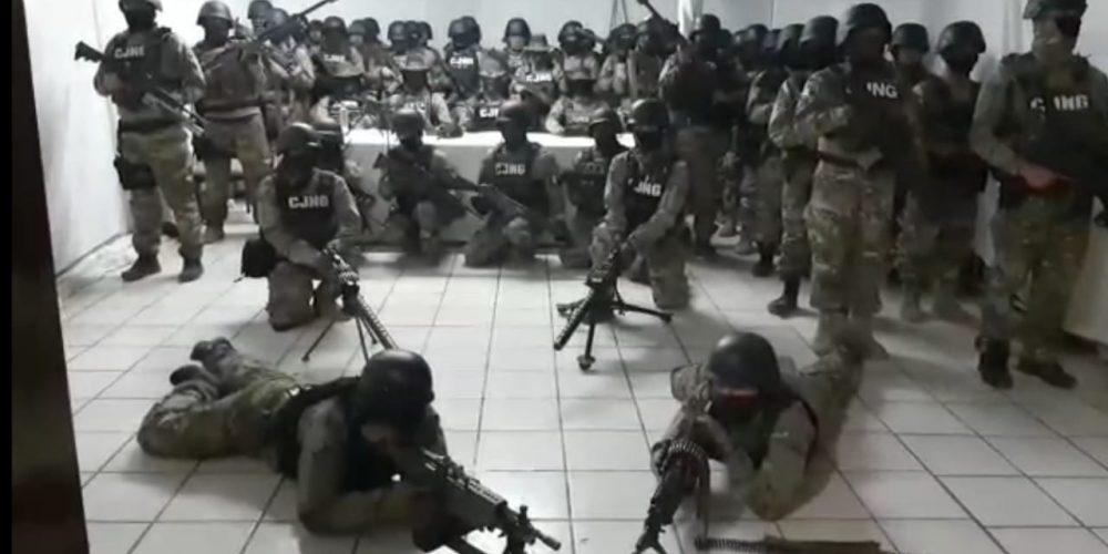CJNG niega ataque con drones contra Policía Michoacán