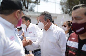 Caravana Estatal en Defensa de la Esperanza rumbo a Cdmx