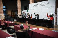 Congreso Michoacano exhorta a AMLO a garantizar equidad en proceso electoral