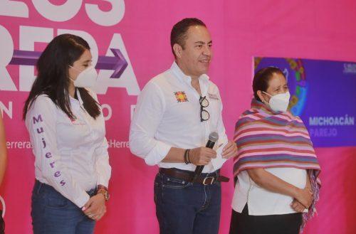 Herrera Tello promete cumplir pese a recorte presupuestal