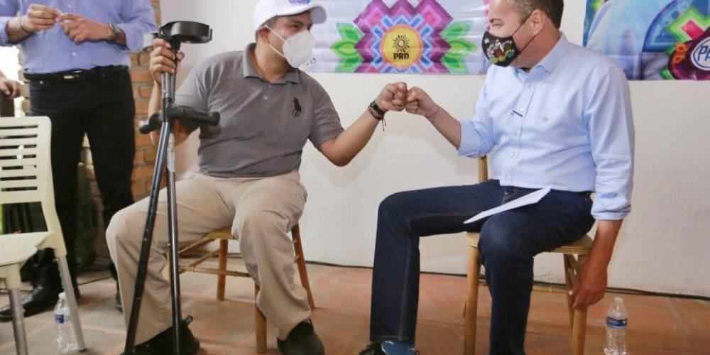 Un Michoacán incluyente con Carlos Herrera