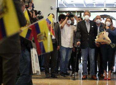 Oficializan triunfo electoral de Guillermo Lasso en Ecuador