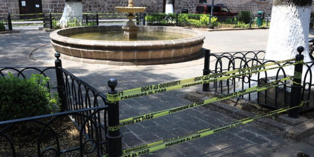 Podrían dar reapertura a plazas públicas en Morelia